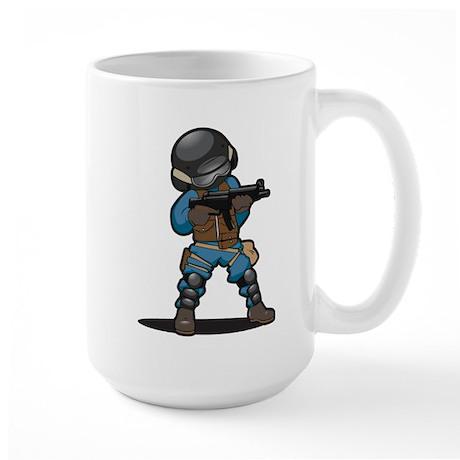 SWAT Large Mug