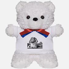 Egypt Spinx - 1800s Teddy Bear