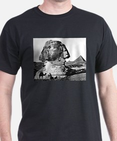 Egypt Spinx - 1800s T-Shirt
