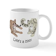 Ocelot/Snow Leopard Mug