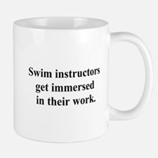 swimming joke Mug
