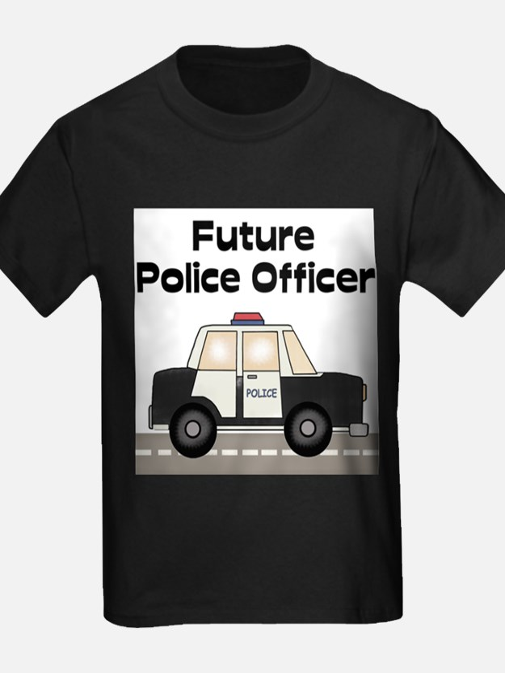 futurepoliceofficer T-Shirt