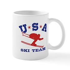 USA Ski Team Mug