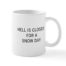 hell is closed Mug