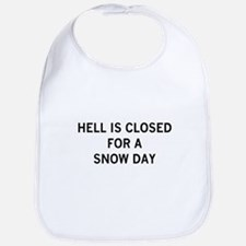 hell is closed Bib