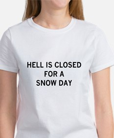 hell is closed Tee