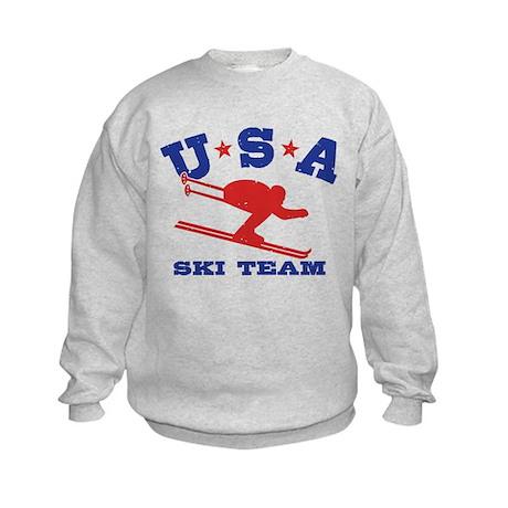 USA Ski Team Kids Sweatshirt