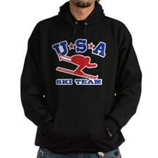 USA Ski Team Hoodie