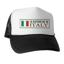 Cute Capri italy Trucker Hat