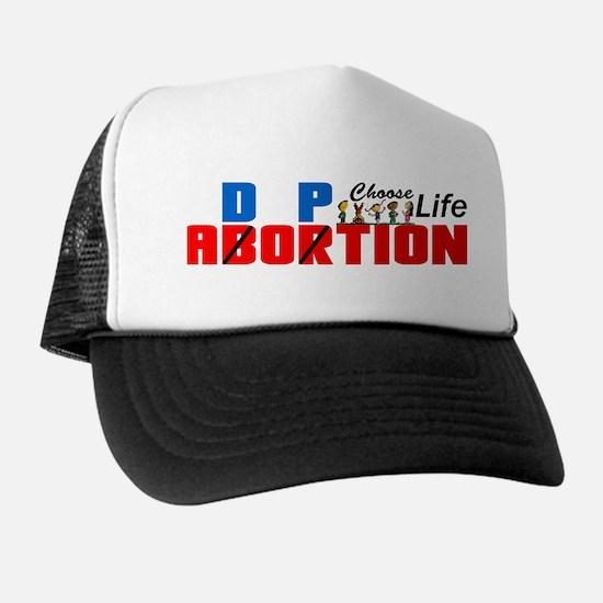 """Adoption: Choose Life"" Trucker Hat"