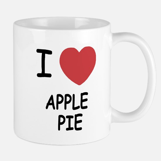I heart apple pie Mug