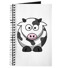 Cartoon Cow Journal