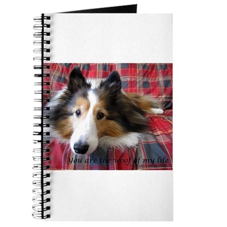 You are the Woof of My Life Journal