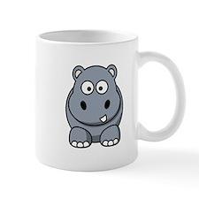 Cartoon Hippopotamus Mug