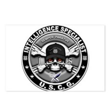 USCG Intelligence Specialist Postcards (Package of