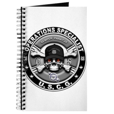 USCG Operations Specialist Sk Journal