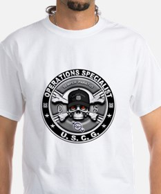 USCG Operations Specialist Sk Shirt