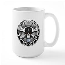 USCG Maritime Law Enforcement Mug