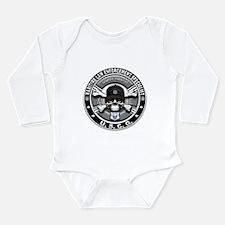 USCG Maritime Law Enforcement Long Sleeve Infant B