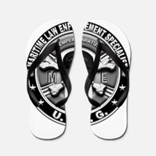 USCG Maritime Law Enforcement Flip Flops