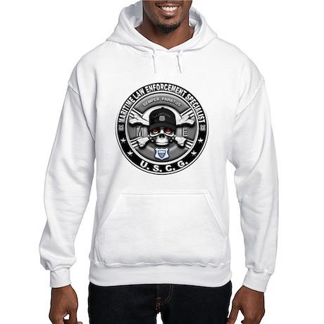 USCG Maritime Law Enforcement Hooded Sweatshirt