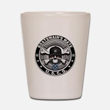 USCG Boatswains Mate Skull BM Shot Glass