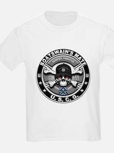 USCG Boatswains Mate Skull BM T-Shirt