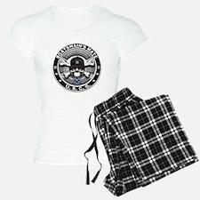 USCG Boatswains Mate Skull BM Pajamas