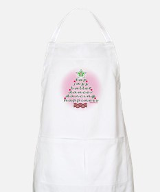 Dancers Christmas Tree by DanceShirts.com Apron