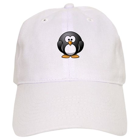 Cartoon Penguin Cap