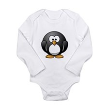 Cartoon Penguin Onesie Romper Suit