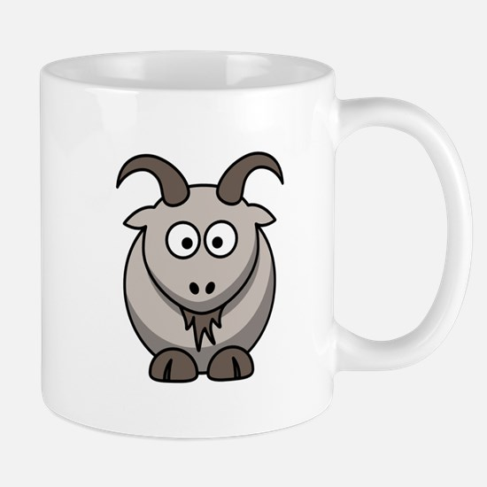 Cartoon Goat Mug