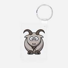 Cartoon Goat Keychains