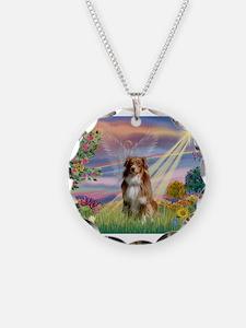 Cloud Angel / Aussie (rm) Necklace
