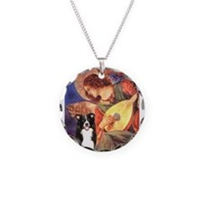 Angel (#3) / Border Collie Necklace