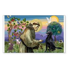 St. Francis & FCR Decal