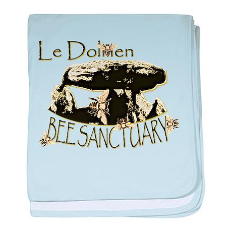 LE DOLMEN-BEE SANCTUARY baby blanket