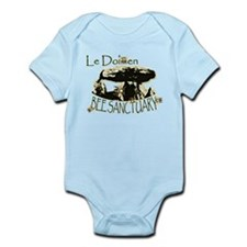 LE DOLMEN-BEE SANCTUARY Infant Bodysuit