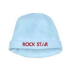 ROCK STAR III baby hat