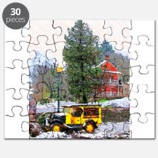 Cute Gold country Puzzle