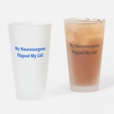My Neurosurgeon Drinking Glass