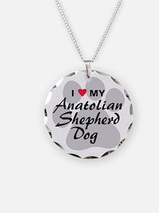 Anatolian Shepherd Dog Necklace