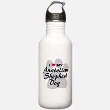 Anatolian Shepherd Dog Water Bottle