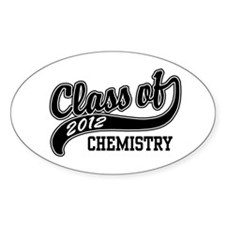 Class of 2012 Chemistry Decal