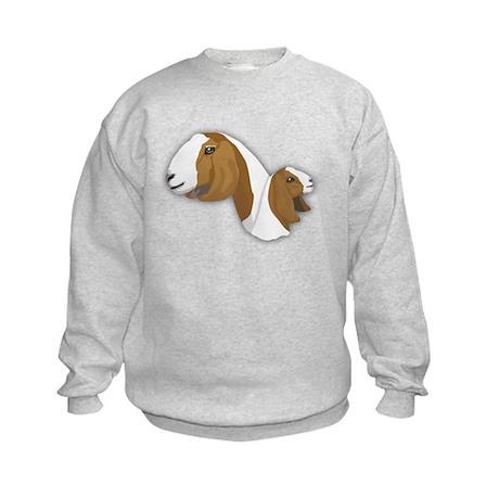 Boer Goat Kids Sweatshirt