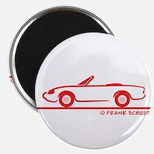 Alfa Romeo Spider Magnet