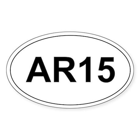 AR15 Sticker