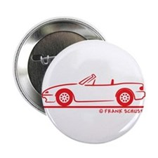 "Miata MX-5 2.25"" Button (10 pack)"