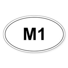 M1 Decal