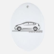Toyota Prius Ornament (Oval)